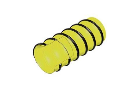 Heteluchtslang Spiraflex PVC