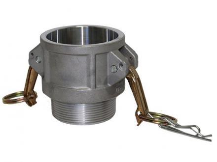 Kamlok aluminium type B