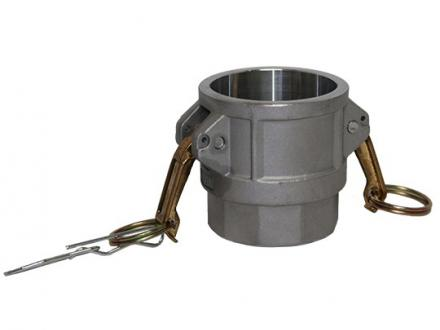 Kamlok aluminium type D