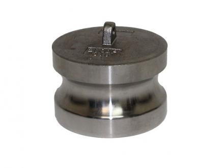 Kamlok aluminium eindplug type DP