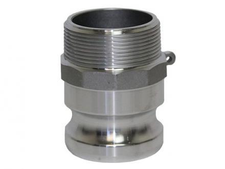 Kamlok aluminium type F