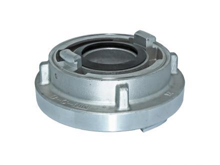 Storz verloopkoppeling aluminium